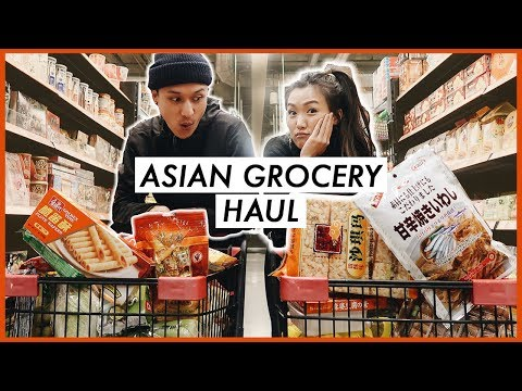 Asian Grocery Haul! | WahlieTV EP665 thumbnail