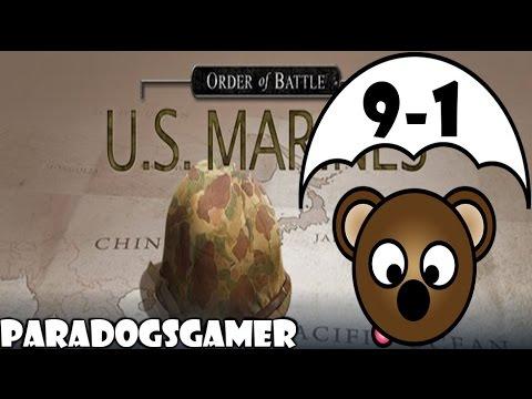 Order of Battle | US Marines | Guam | Part 1