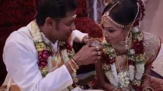 Красивая свадьба в Индии
