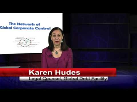 The Network of Global Corporate Control Segments August 11 & 25 uncensored