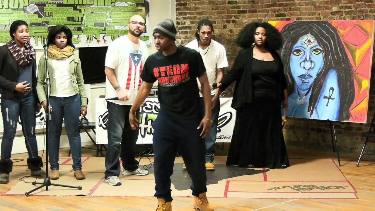 Project Hip Hop Breathe
