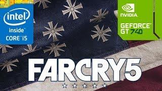 Far Cry 5 (GT 740M/GT 825M/GT 920M) [POTATO]