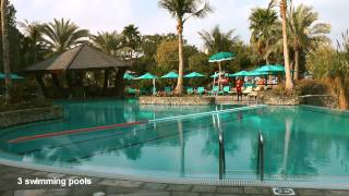 Jebel Ali Golf Resort Dubai | Jebel Ali Hotel & Palm Tree Court