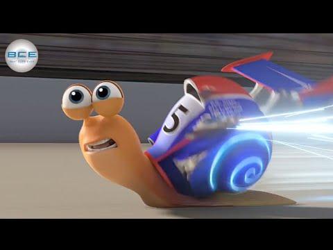 Download Turbo broken shell Scene in Hindi - Turbo(2013) || Best Clips Ever