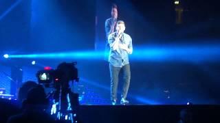 Xfactor Live Tour | James Arthur - Impossible