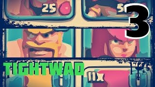 Clash of Clans: TightWad 3 - Barbarian + Archer Raids