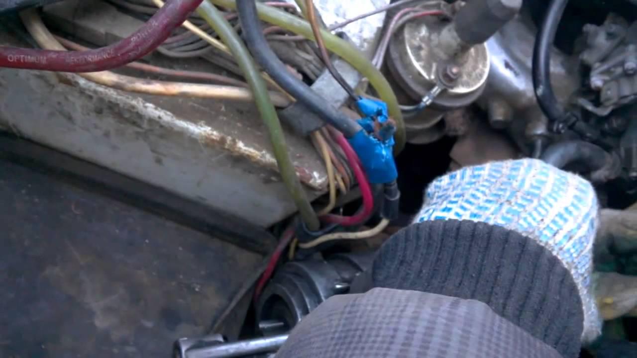 Ваз 21213 ремонт стартера