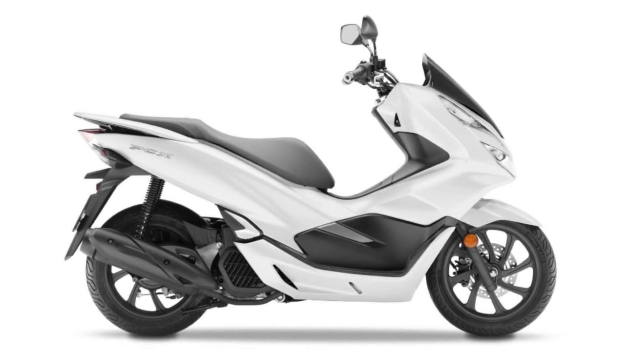 2019 Honda Pcx Youtube