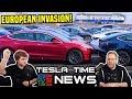 Tesla Time News - Model 3 European Invasion!!!