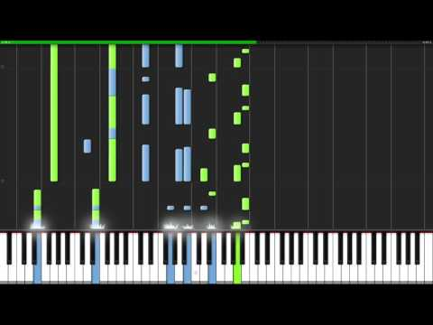 Time - Inception [Piano Duet] (Synthesia) // Ian Yan