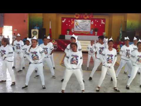 UV HS Intramurals Pop Dance 2016 (Champion)