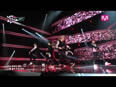 GOT7_Girls Girls Girls (Girls Girls Girls by GOT7 of M COUNTDOWN 2014.2.6)