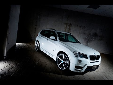 bmw x3 f25 zeus luv line bodykit bmw x3 youtube. Black Bedroom Furniture Sets. Home Design Ideas