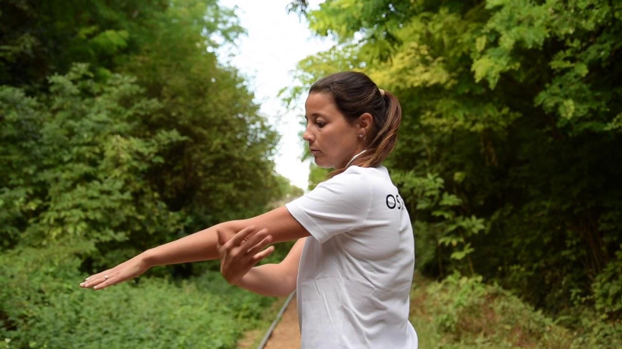 Exercices de mobilisation des épaules et haut du dos