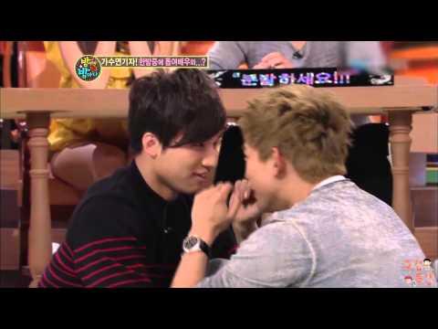Bigbang's Daesung & 2pm's Taecyeon