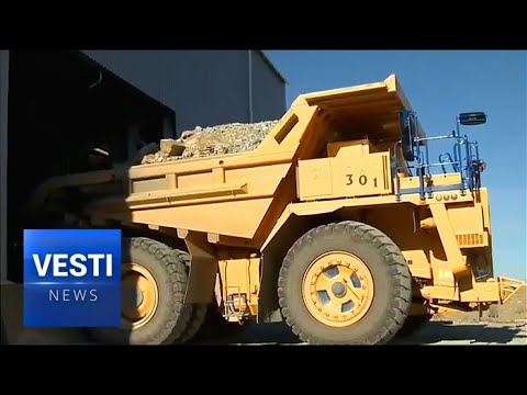 Russia and China Celebrate Joint Mining Venture at Bystrinsky Mining Complex in Transbaikal