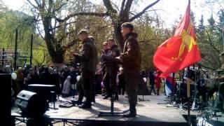 концерт на 9 мая в Новосибирске Первомайский сквер