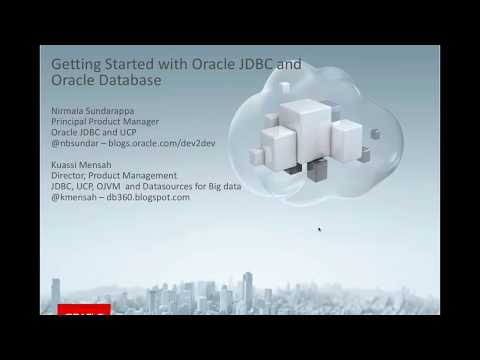 JDBC Drivers | Oracle