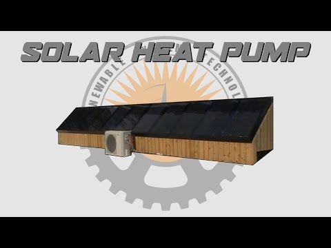 Build A DIY Solar Heat Pump System