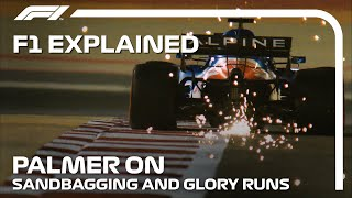 F1 Explained: Sandbagging And Glory Runs At Testing