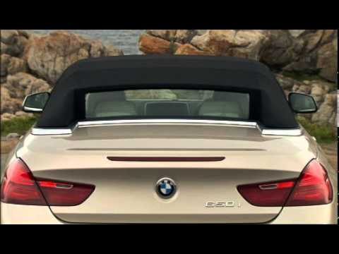 New BMW 6 Series Convertible 2012 - On Location Cape Town, South Africa