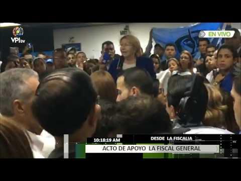 Fiscal Luisa Ortega Díaz exige referendo consultivo sobre constituyente #LoMásVistoVPI