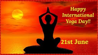 International Yoga Day Status | WhatsApp Status Yoga Day 2020-International Yoga day wishes quotes