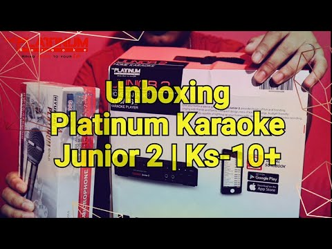 platinum-karaoke-junior-2-unboxing-&-tips