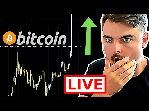 CAN BITCOIN HIT $100,000 ON THIS MOVE!!!!! ???? - (CHECK THIS CHART!!!!)