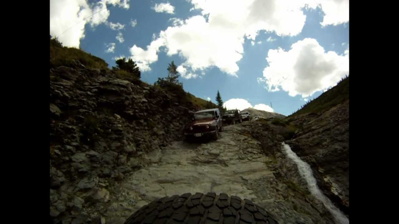 Black Bear Pass Colorado >> Black Bear Pass Jeep Trail Ultimate Video - YouTube