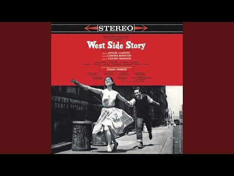 West Side Story (Original Broadway Cast) : Act II: I Feel Pretty
