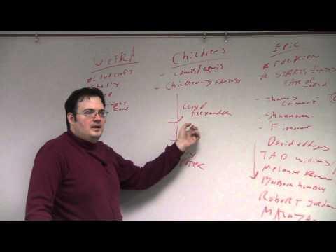 2013 Brandon Sanderson Lecture 15 - Q&A: Fantasy Books (By Tradition) You Should Read Pt 2 (4/6)