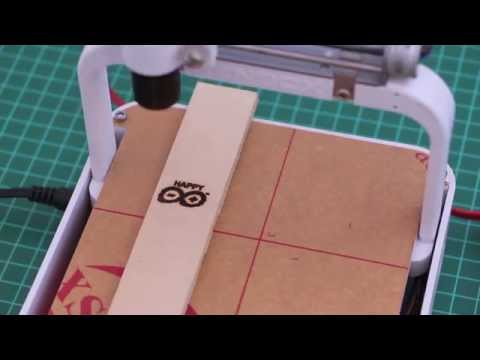 Makeblock Laser Engraver Gallery-How to engrave the