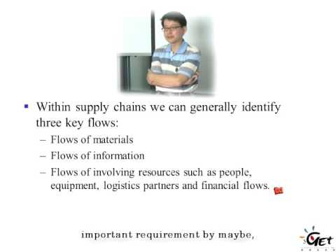全球運籌管理 Global Logistics Management CH 2. LOGISTICS SERVICE PROVIDERS /  SHIHYU CHOU