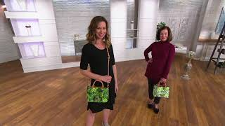 Dooney & Bourke Montego Mini Barlow Crossbody Handbag on QVC