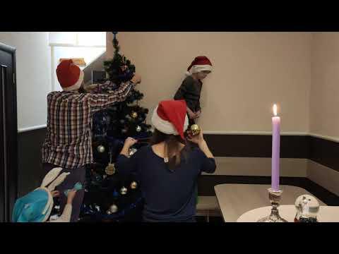 Украшаем дом к Рождеству