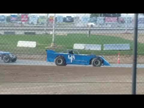 Fremont speedway vintage coupe/late model feature