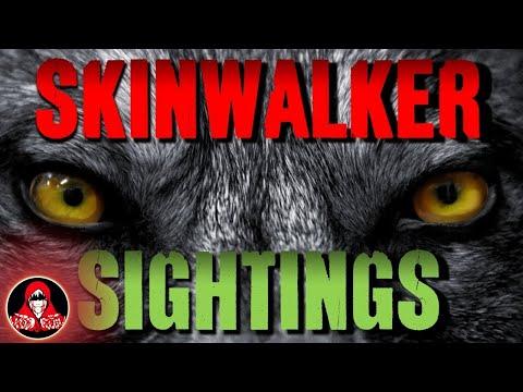 5 Real Skinwalker Encounters
