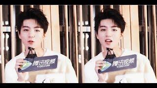 [Vietsub] Tencent Video phỏng vấn Vương Tuấn Khải: Muốn trở thành chuột túi 09.01.19 thumbnail