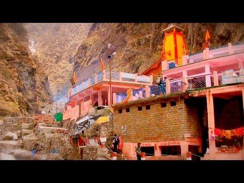 Yamunotri Temple - Chota Char Dham pilgrimage circuit
