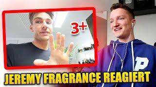 Jeremy Fragrance bewertet meine Parfums..