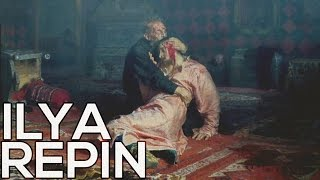 Ilya Repin: A collection of 473 paintings (HD)