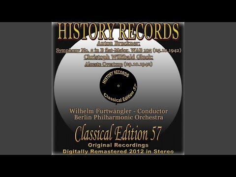 Symphony No. 5 In B-Flat Major, WAB 105: IV. Finale - Adagio (25.10.1942 - Digitally Remastered...