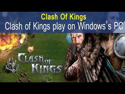 Clash Of Kings Play On Window PC