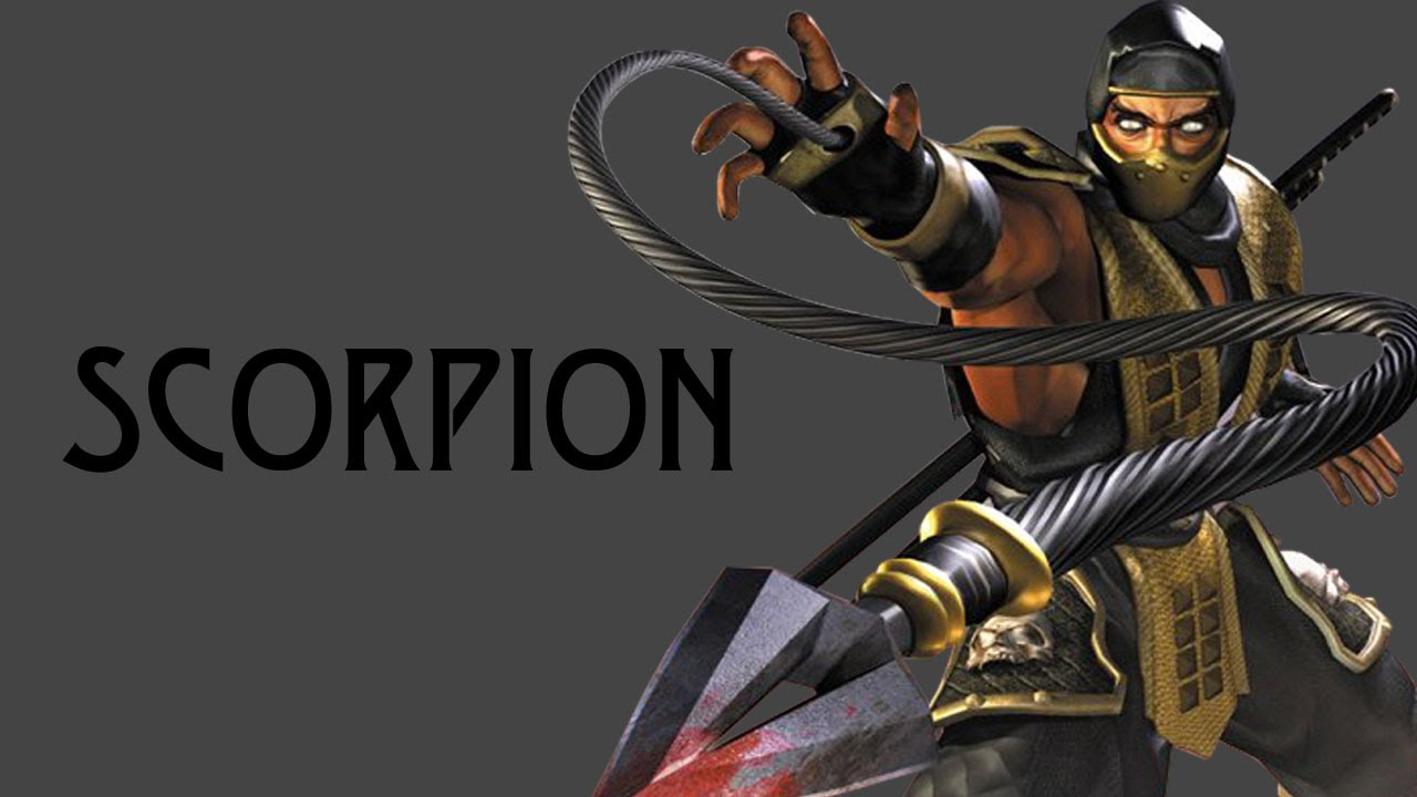 5 Facts: Scorpion - YouTube