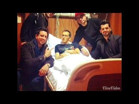 Morteza Pashaei.The last Days Morteza Pashaei 2014 in Hospital