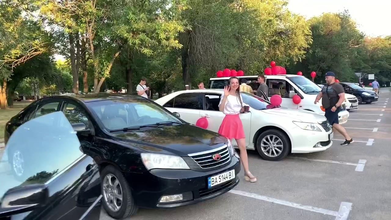 Автопробег в поддержку Партии Шария. Кировоград, 19.07