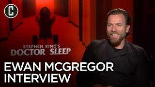 Doctor Sleep: Ewan McGregor Interview