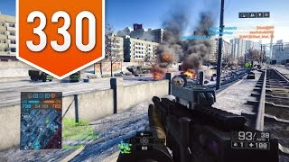 BATTLEFIELD 4 (PS4) - Road to Colonel - Live Multiplayer Gameplay #330 - I SACRIFICE MYSELF!
