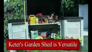 Keter's Oldies: Garden Shed